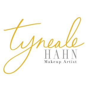 tyneale hahn brisbane wedding makeup artist logo