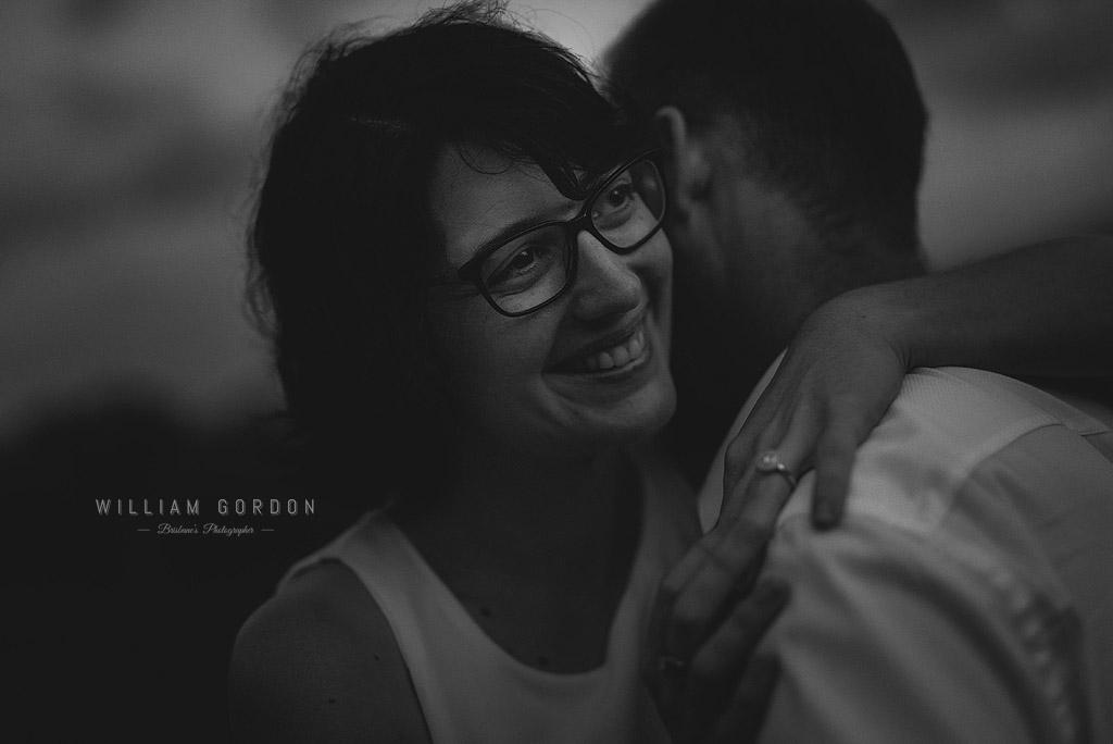 190303 0190 2 wedding photographer brisbane engagement samford moreton bay paddock country bond road moody dark smile hold