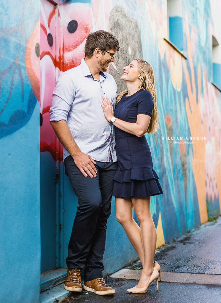 180908 0091 toowoomba engagement couple shoot inspiration city urban queens park laneways street art colourful